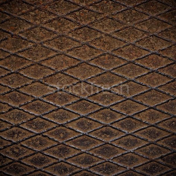 Rust metal texture Stock photo © pashabo