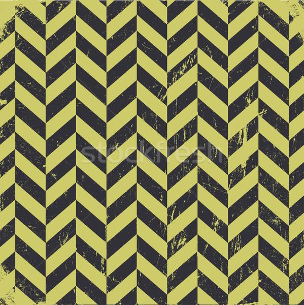 Yellow and Black Sign Marking Grunge Background. Grunge layers c Stock photo © pashabo