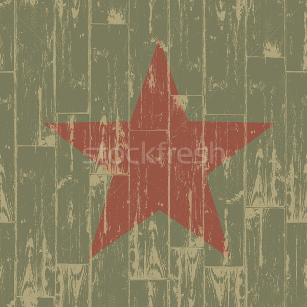 Poing révolution symbole grunge eps10 texture Photo stock © pashabo