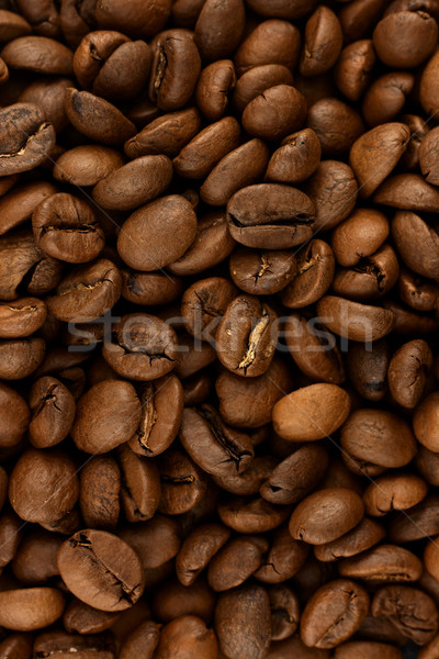 Coffee background vertical orient Stock photo © pashabo