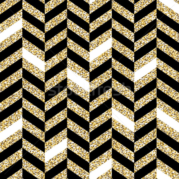 Muster golden Oberfläche schwarz Stock foto © pashabo