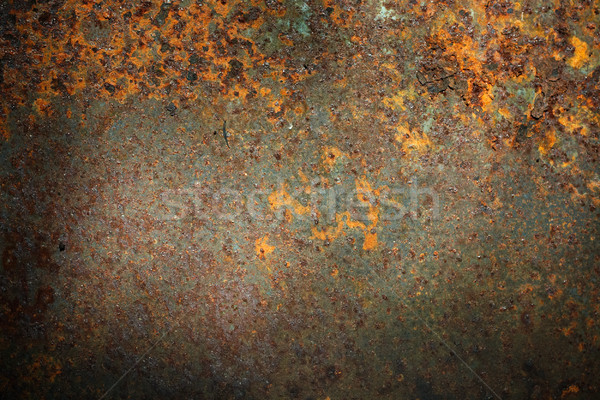 Old corroded metal background Stock photo © pashabo