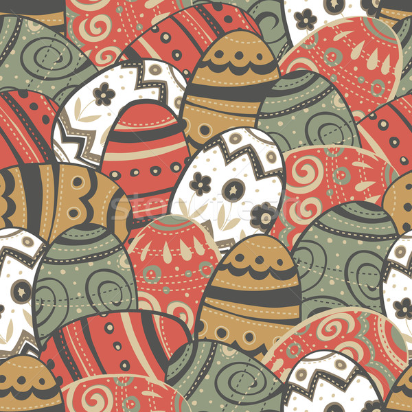 Stok fotoğraf: Paskalya · yumurtası · model · Paskalya · soyut · yaz