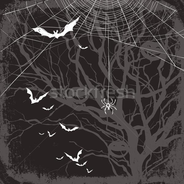 Halloween themed background Stock photo © pashabo