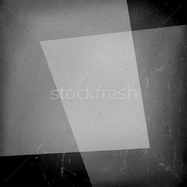 Film noir styled abstract screen. Old cinema background Stock photo © pashabo