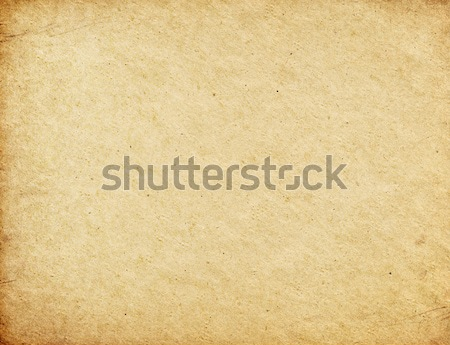 Stock photo: old paper texture