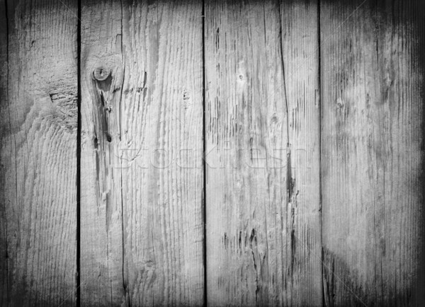 The dark gray wood texture. Dramatic mood background. Stock photo © pashabo