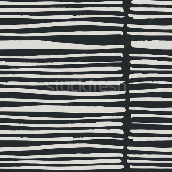 Seamless Row Lines Pattern Stock photo © pashabo