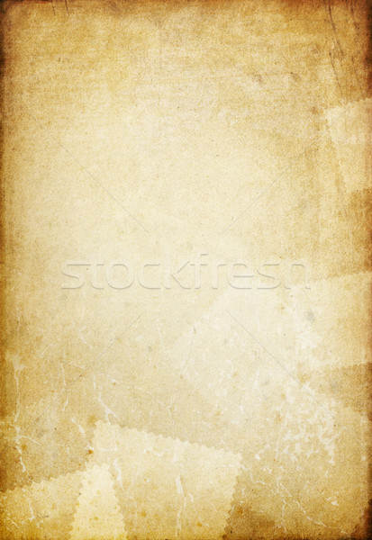 Vintage old paper background with space for text. Stock photo © pashabo