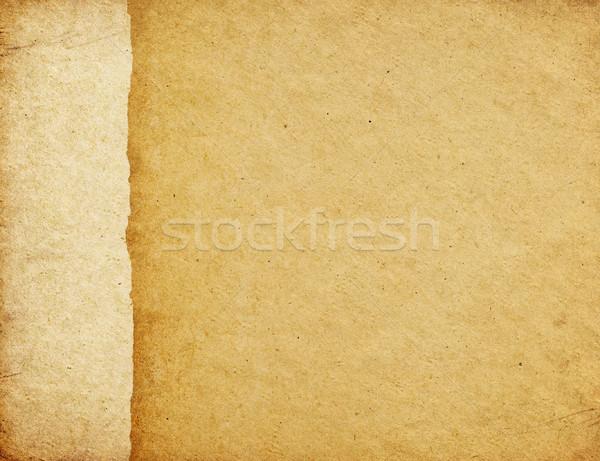 Foto d'archivio: Vecchia · carta · texture · spazio · testo · texture · sfondo