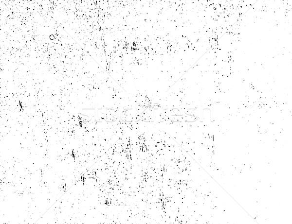 Grunge monochrome background. Abstract texture on white backgrou Stock photo © pashabo