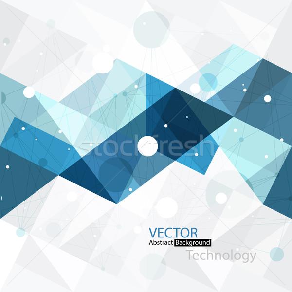 Abstract Technology Background Stock photo © pashabo