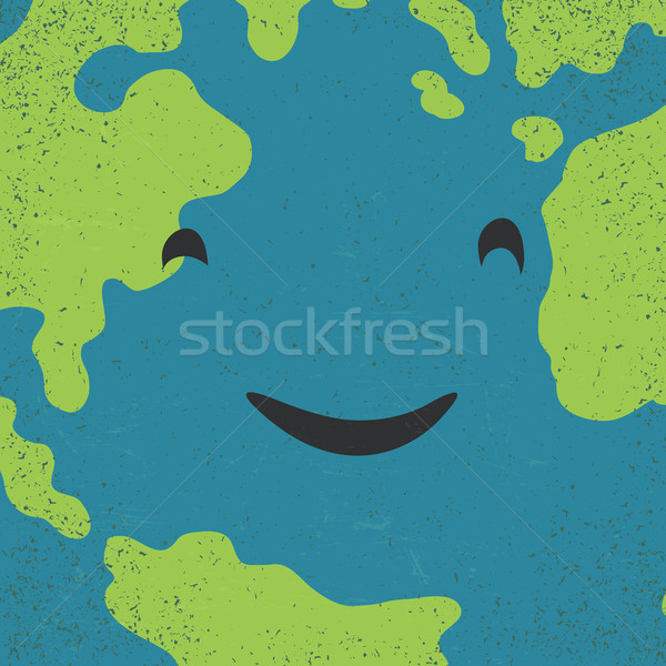 земле лице изображение мира Сток-фото © pashabo