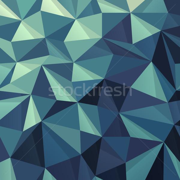 аннотация геометрическим рисунком свет дизайна обои современных Сток-фото © pashabo