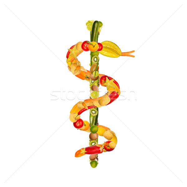 果物 野菜 スタッフ 医療 フルーツ 健康 ストックフォト © Pasiphae
