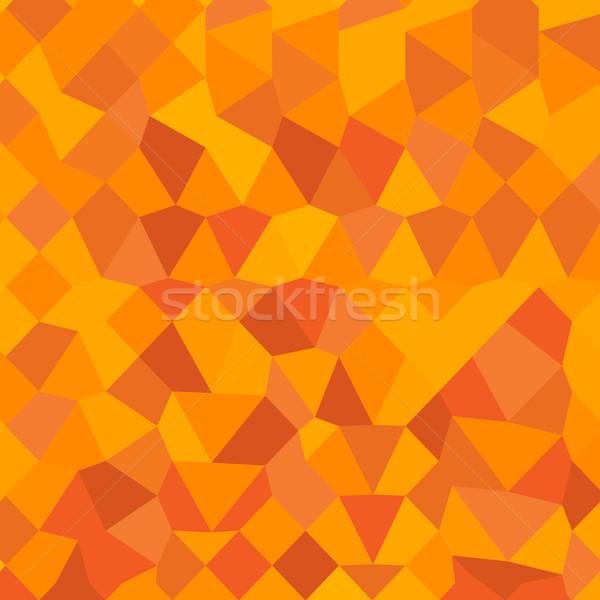 мак аннотация низкий многоугольник стиль Сток-фото © patrimonio