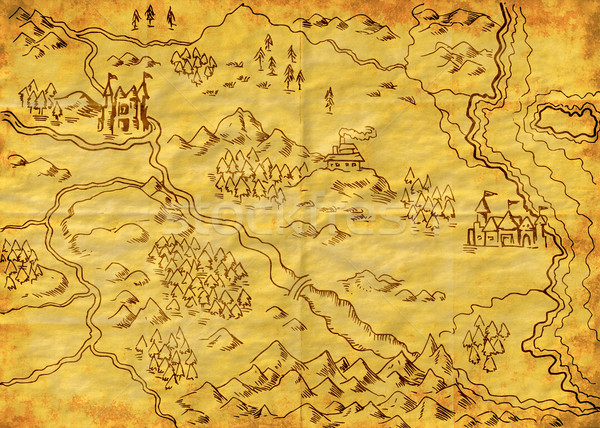 Fantastic Maps  Fantasy maps and mapmaking tutorials by