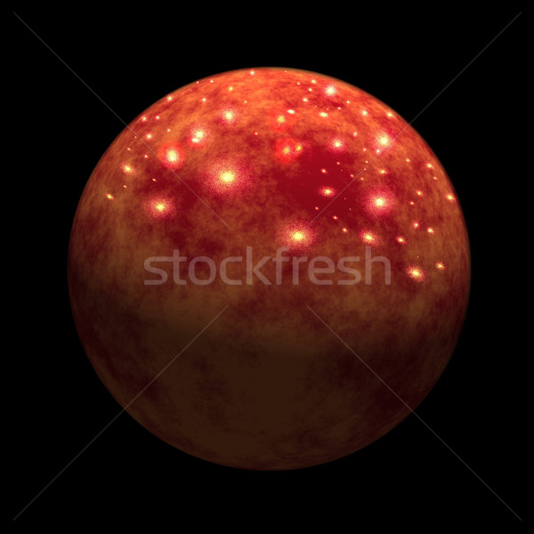 planet Venus Stock photo © patrimonio