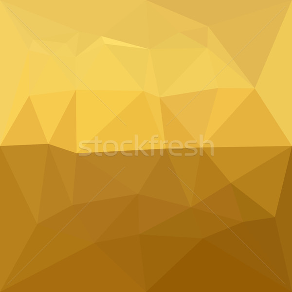 Licht abstrakten niedrig Polygon Stil Illustration Stock foto © patrimonio