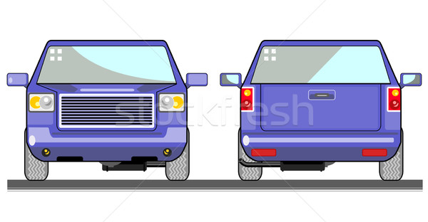 Pickup Truck  Stock photo © patrimonio