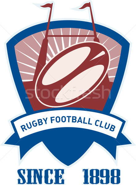 rugby football club Stock photo © patrimonio