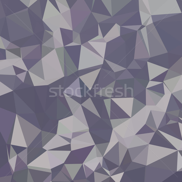 Lavender Purple Abstract Low Polygon Background Stock photo © patrimonio