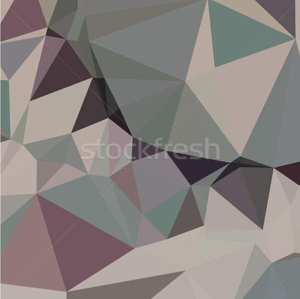 Laurel Green Abstract Low Polygon Background Stock photo © patrimonio