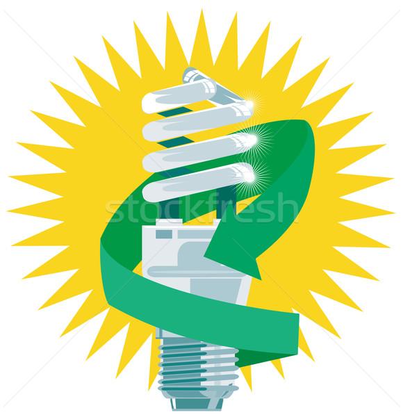 Lightbulb Stock photo © patrimonio