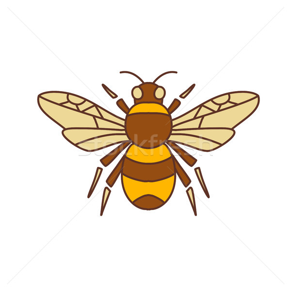 Bumble Bee Icon Stock photo © patrimonio