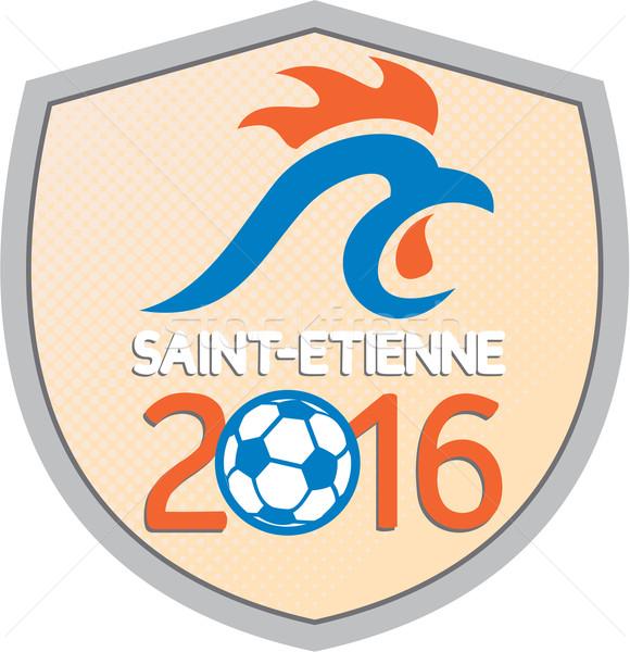 Saint Etienne 2016 Europe Championships  Stock photo © patrimonio