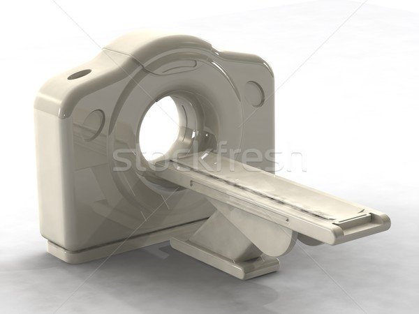 computed axial tomography ct or cat scanner Stock photo © patrimonio