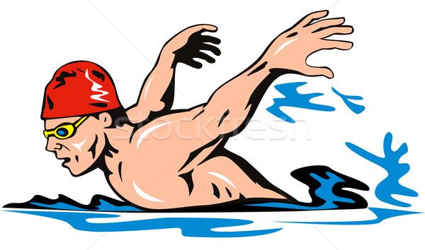 Рисунки к плаванию