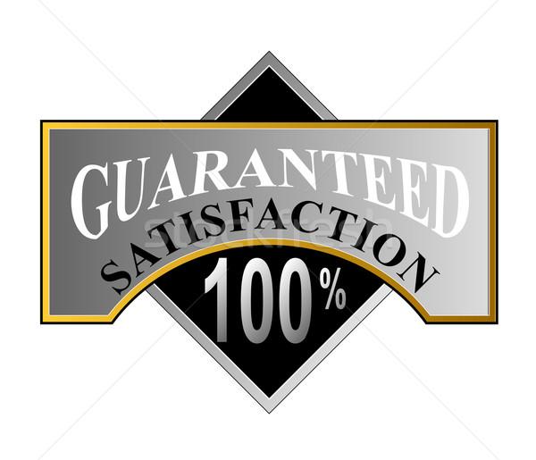 100% Satisfaction Guaranteed  Stock photo © patrimonio
