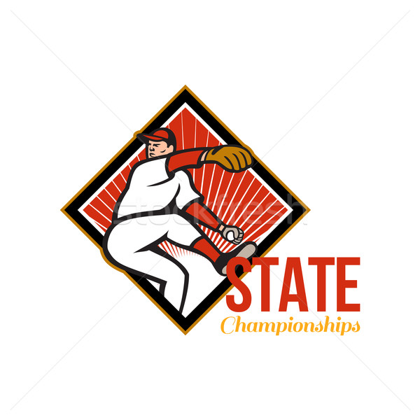 State Championships Baseball Stock photo © patrimonio