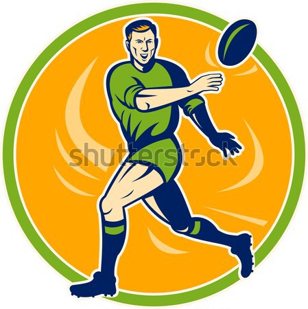 Ireland Rugby World Cup Player Stock photo © patrimonio