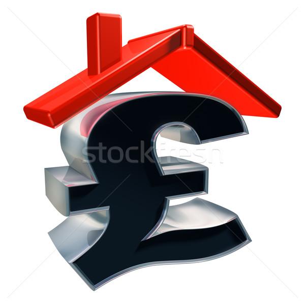 Price of a house Stock photo © paulfleet