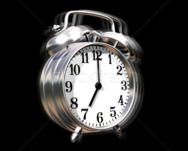 Time to wake up Stock photo © paulfleet