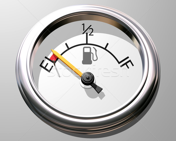 Fuel gauge Stock photo © paulfleet