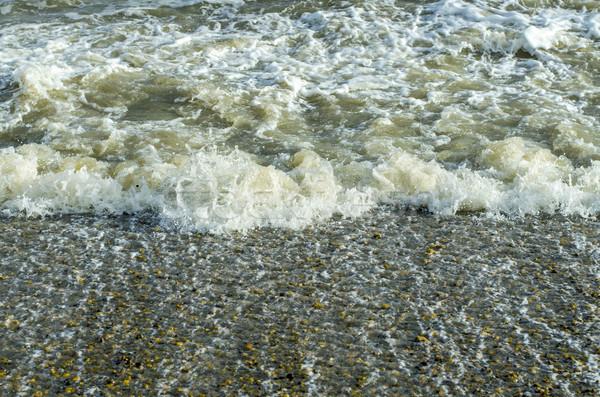 Turbulent sea Stock photo © paulfleet