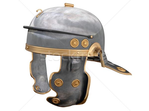 Roman Helmet Stock photo © paulfleet