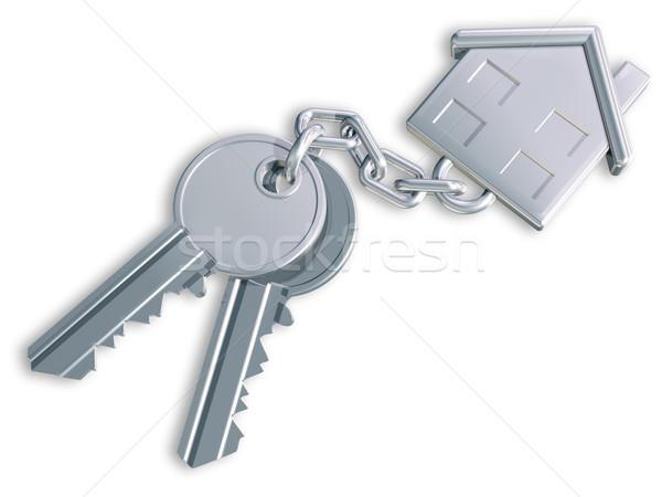 House Keys Stock photo © paulfleet