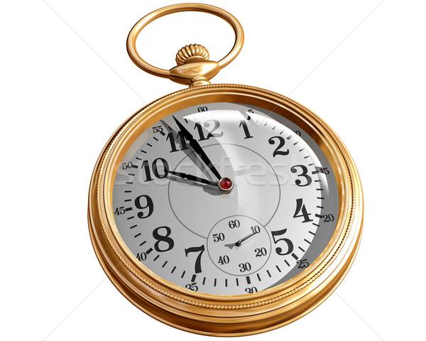 Pocket watch Stock photo © paulfleet