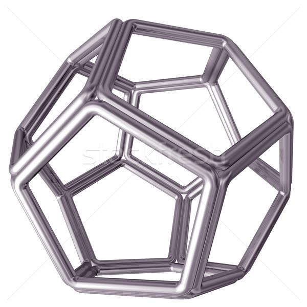 Dodecahedron Stock photo © paulfleet