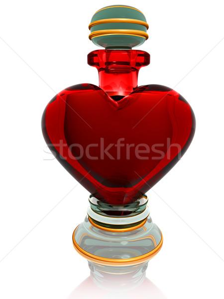 Love potion Stock photo © paulfleet
