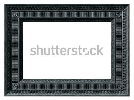 Neoclassical frame Stock photo © paulfleet