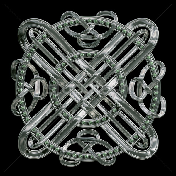 Celtic Knot Stock photo © paulfleet