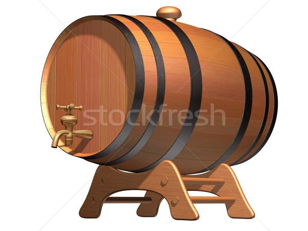 Beer on tap Stock photo © paulfleet