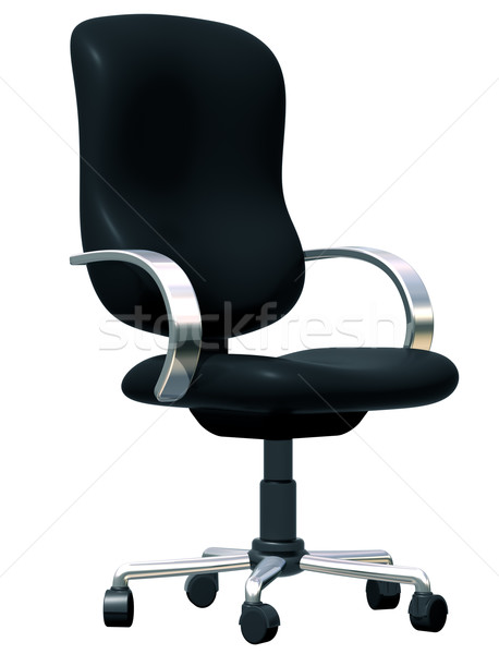 Office chair Stock photo © paulfleet