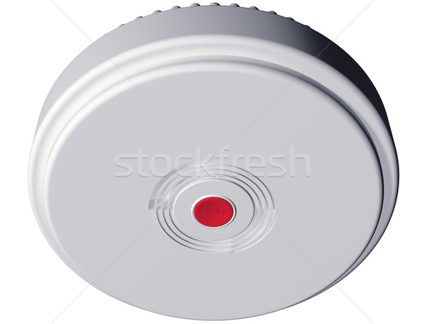 Smoke alarm Stock photo © paulfleet