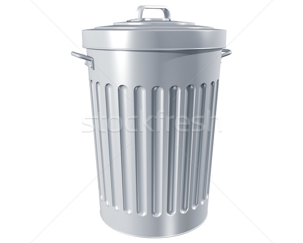 Trashcan Stock photo © paulfleet